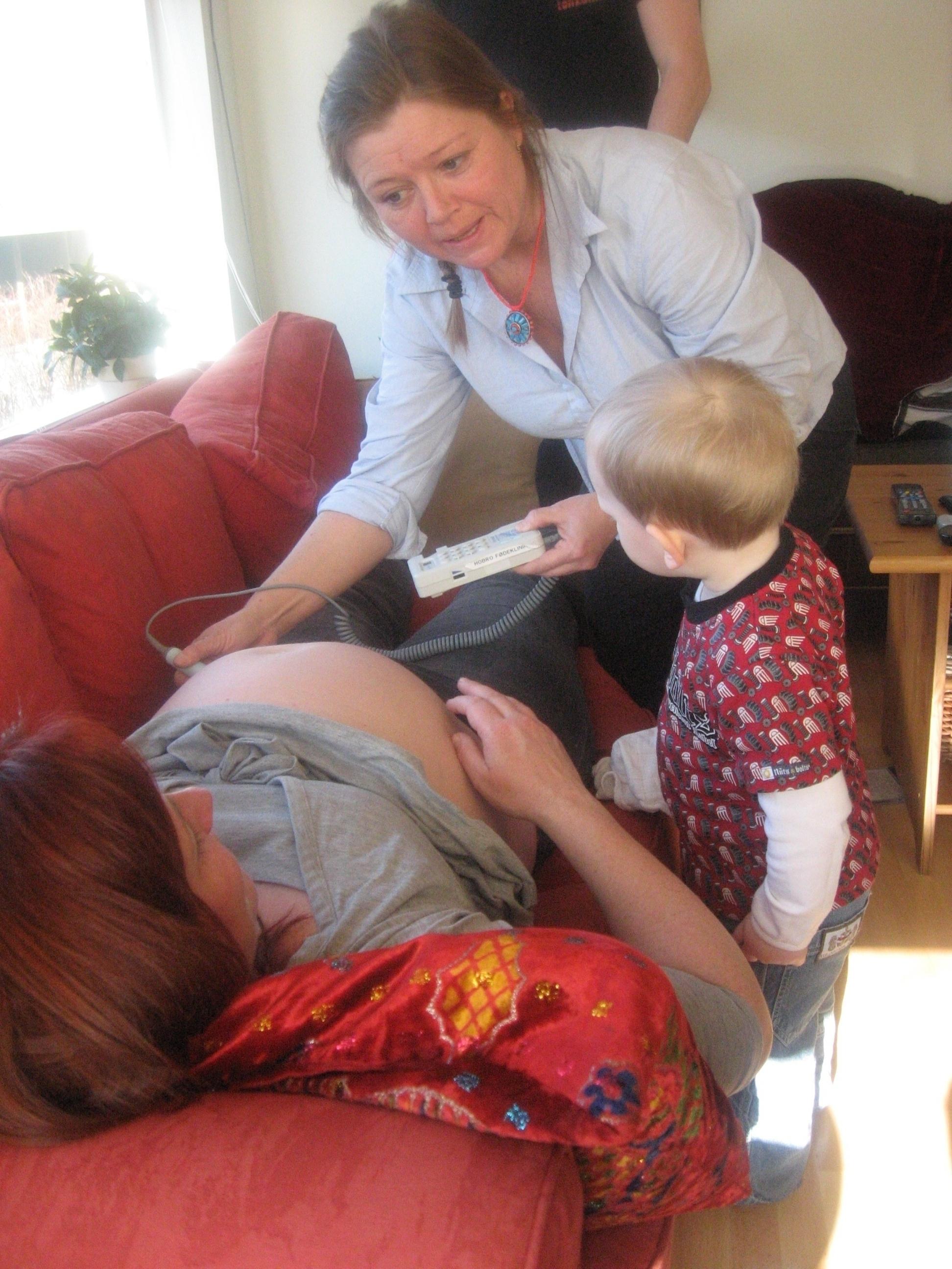 Akupunktur og graviditet